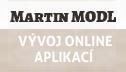 Martin Modl - vývoj online aplikací